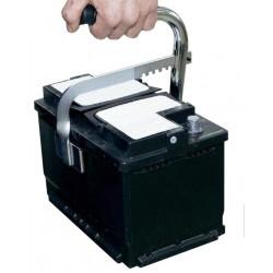 Porte batterie