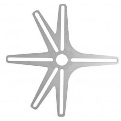 Croix de compression 6 branches