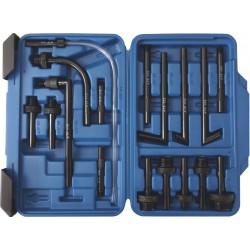 Kit accessoires et embouts pour remplissage et niveau boite auto