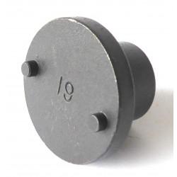 Adaptateur piston de frein N°19 - Fiat