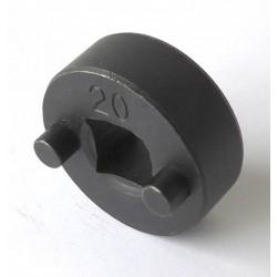 Adaptateur piston de frein N°20 - Renault, Modus