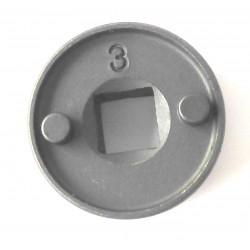 Adaptateur piston de frein N°3 - Alfa, Fiat, Ford, Honda, Rover, Saab