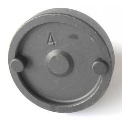 Adaptateur piston de frein N°4 - Nissan, Opel