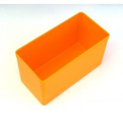 Lot de 5 boites de rangement 54x108 jaune