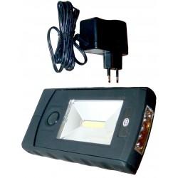 Baladeuse LED autonome de poche