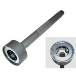 Outil auto-serrant pour rotule axiale 28-35 mm