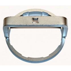 Clé coiffe pour filtre immergé D.76 16 pans