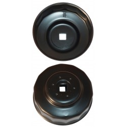 Cloche filtre à huile diam. 65/67  14 pans pour filtre Norauto