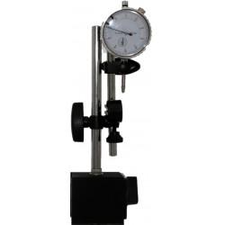 Comparateur avec support magnétique
