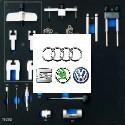 Outils spécifiques AUDI-VW-SEAT-SKODA